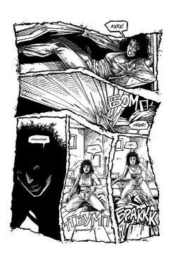 """Комикс Классические """"Черепашки Ниндзя"""" №14 издатель Illusion Studios"""