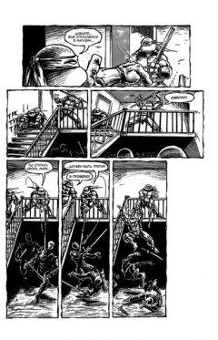 """Комикс Классические """"Черепашки Ниндзя"""" №13 издатель Illusion Studios"""