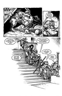"Комикс Классические ""Черепашки Ниндзя"" №13 источник Teenage Mutant Ninja Turtles"