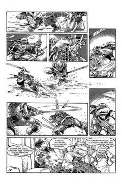 "Комикс Классические ""Черепашки Ниндзя"" №12 источник Teenage Mutant Ninja Turtles"