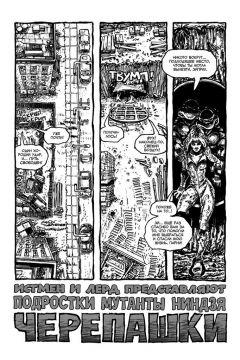 """Комикс Классические """"Черепашки Ниндзя"""" №3 (Цветная обложка) источник Teenage Mutant Ninja Turtles"""