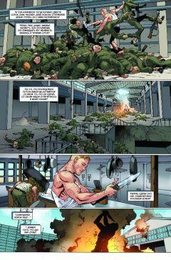 Комикс Современные Мстители: Следующее поколение (Лимитированная обложка Дерзкий МикроКомикон) издатель Зодиак
