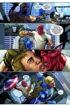 Комикс Современные Мстители: Следующее поколение (Лимитированная обложка Дерзкий МикроКомикон) источник The Avengers