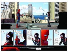 Комикс Люди-Пауки (Альтернативная обложка) источник Spider Man