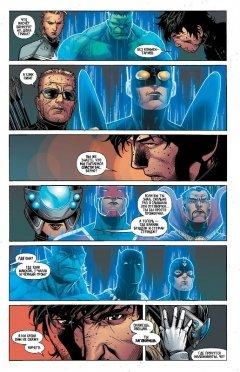 Комикс Мстители. Время на исходе. Том 1 жанр Боевик, Приключения, Супергерои и Фантастика