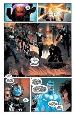 Комикс Мстители. Время на исходе. Том 1 изображение 1