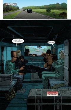 Комикс Громовержцы. Том 3. Бесконечность. изображение 3