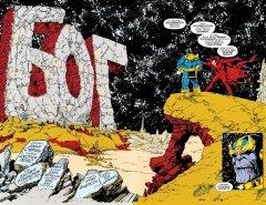 Комикс Перчатка бесконечности жанр Боевик, Боевые искусства, Приключения, Супергерои и Фантастика