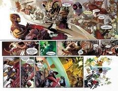 Комикс Отряд Икс. Книга 2. жанр Боевик, Боевые искусства, Приключения, Супергерои и Фантастика