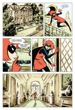 Комикс Бандитка. Вуаля! изображение 1