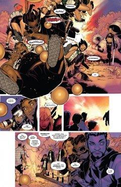 Комикс Невероятные Люди Икс. Хороший, Плохой, Нелюдь. Том 3. изображение 2