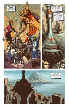 Комикс Новые Мстители. Том 2. Другие миры. изображение 1