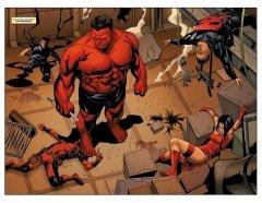Комикс Громовержцы. (Marvel NOW!) Том 2. Красная угроза. источник Громовержцы