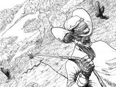 Комикс Фронтир. Возвращение Баффало изображение 1