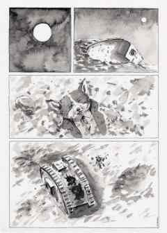 Комикс Диптих изображение 1