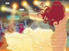 Комикс Порочные + Божества. Том 1. В духе Фауста изображение 2