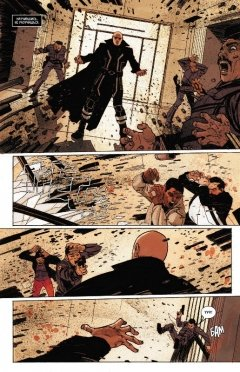 Комикс Магнето. Том 1. Дурная Слава. изображение 2