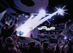Комикс Суд над Джиной Грей. жанр Боевик, Боевые искусства, Приключения, Супергерои и Фантастика