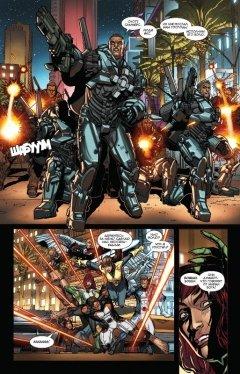 Комикс Новые Люди Икс. Всё иначе. Том 4. жанр Боевик, Боевые искусства, Приключения, Супергерои и Фантастика