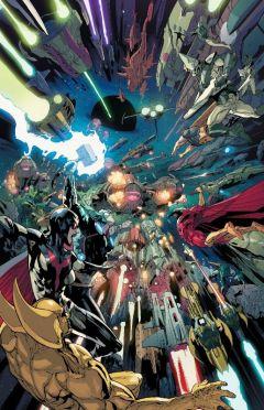 Комикс Бесконечность. изображение 2