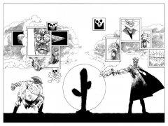 Комикс Фронтир. Дочь преступника. изображение 1