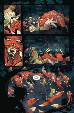 Комикс Дровосечки. Побойся святого котенка. Том 1. изображение 2