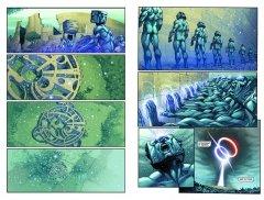 Комикс Мстители. Том 3. Бесконечность: Пролог. издатель Jellyfish Jam