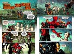 Комикс Мстители. Том 3. Бесконечность: Пролог. источник The Avengers