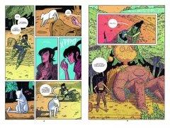 Комикс Девочка-Апокалипсис: Ария конца света. издатель Jellyfish Jam