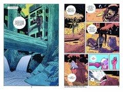 Комикс Девочка-Апокалипсис: Ария конца света. жанр Приключения и Фантастика