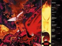 Комикс Невероятные Люди Икс. Сломленные. Том 2. жанр Боевик, Боевые искусства, Приключения, Супергерои и Фантастика