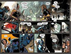 Комикс Новые Люди Икс. Первые Люди Икс. Том 1. жанр Боевик, Боевые искусства, Приключения, Супергерои и Фантастика