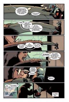 Комикс Человек-Муравей. Второй Шанс. жанр Боевик, Боевые искусства, Приключения, Супергерои и Фантастика