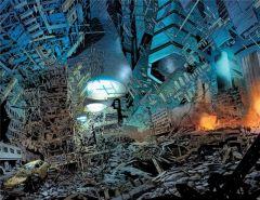 Комикс Эра Альтрона. Книга 1. жанр Боевик, Боевые искусства, Приключения, Супергерои и Фантастика