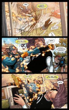 Комикс Гражданская Война. изображение 1