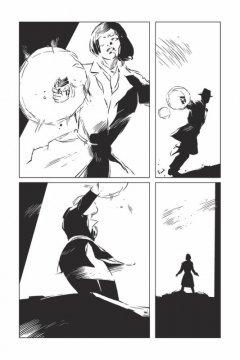 Комикс Самый Холодный Город жанр Приключения и Триллер