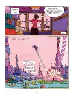 Комикс Герметический гараж (цветной). источник Герметический гараж