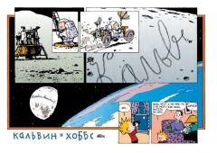 Комикс Кальвин и Хоббс. Книга 2. Здесь повсюду сокровища! жанр Комедия, Приключения и Школа