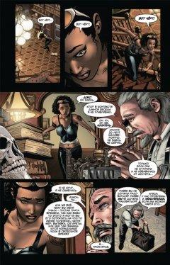 Комикс Человек-Тень. Том 1. Обряды рождения. источник Человек-Тень
