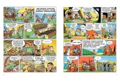 Комикс Астерикс Поединок вождей. жанр Комедия, Приключения и Фэнтези