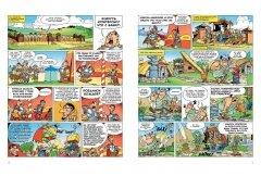 Комикс Астерикс Поединок вождей. источник Астерикс и Обеликс