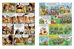Комикс Астерикс. Астерикс из Галлии. источник Астерикс и Обеликс