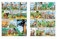 Комикс Астерикс. Астерикс из Галлии. жанр Комедия, Приключения и Фэнтези