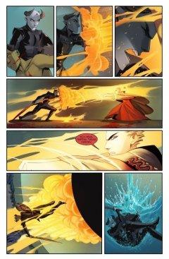 Комикс Ярх. Шаг вперёд. Часть 6. жанр Приключения и Фэнтези