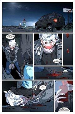 Комикс Дубин Дима №3. Провинциальные каникулы. Часть 3 источник Дубин Дима