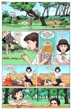 Комикс Дубин Дима №2. Провинциальные каникулы. Часть 2 источник Дубин Дима