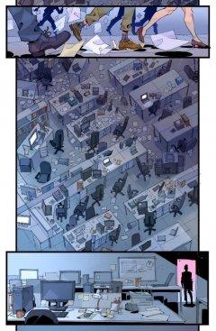 Комикс Союзники №30. Пожинающий бурю. Часть 1. жанр Боевик, Драма, Приключения, Фантастика и Фэнтези