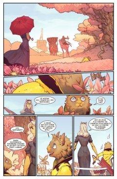 Комикс Метеора. Король и плут. Книга 8. источник Метеора