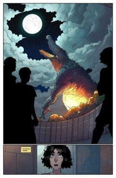 Комикс Экслибриум. Меж трёх огней. Книга 3. источник Экслибриум