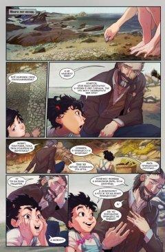 Комикс Экслибриум. Костяной Дом. Книга 2. источник Экслибриум